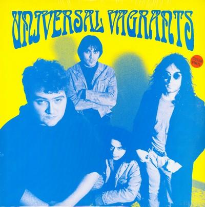 UNIVERSAL VAGRANTS - Universal Vagrants (LP,180g,Color Get Hip 1993)