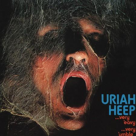 URIAH HEEP - ...Very 'Eavy...Very'Umble (LP,RE Castle Classics 1970,1986)