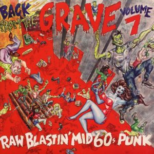 VVAA - Back From The Grave Volume 7 (2LP,GF Crypt 2013)