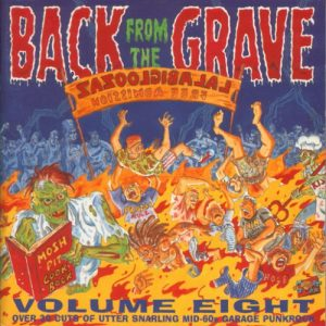 VVAA - Back From The Grave Volume 8 (2LP,GF Crypt 2014)