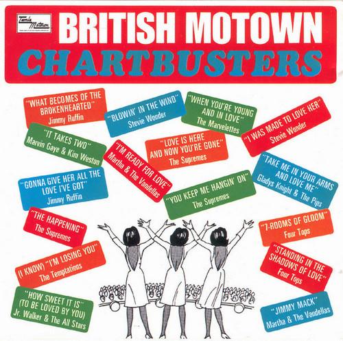 VVAA – British Motown Chartbusters (LP Tamla Motown 1967) 1