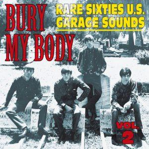 VVAA - Bury My Body Vol 2 (LP Fossil 2010)