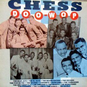VVAA - Chess Doo-Wop (LP Zafiro 1988)