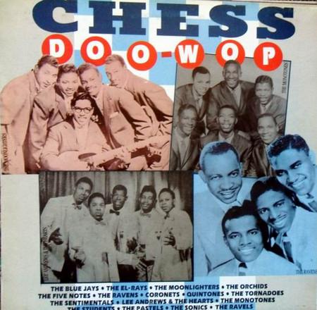 VVAA – Chess Doo-Wop (LP Zafiro 1988) 1