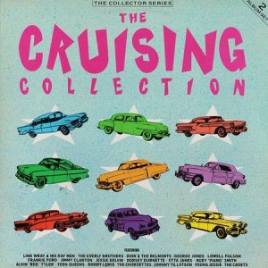VVAA - The Cruising Collection (2LP,GF Castle Communications 1986)
