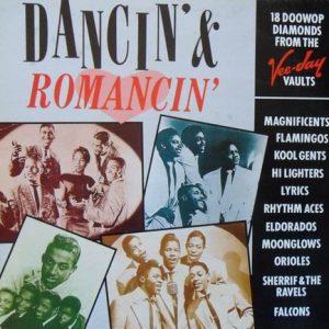 VVAA - Dancin' & Romancin' - 18 Doowop Diamonds from the Vee-Jay Vaults (LP Zafiro 1990)