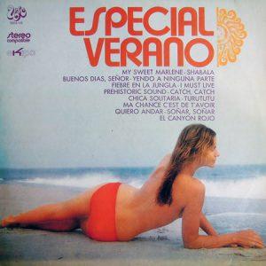 VVAA - Especial Verano (LP Unic|Ekipo 1972)