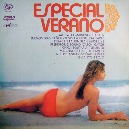 VVAA – Especial Verano (LP Unic|Ekipo 1972) 1