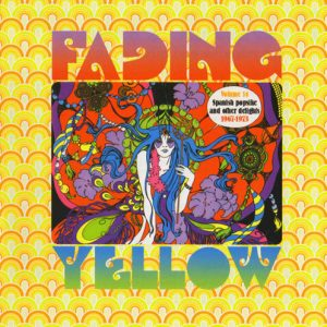 VVAA - Fading Yellow. Spanish Popsike and Other Delights 1967-1973 (LP Flower Machine Records 2012)