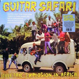 VVAA - Guitar Safari (LP University Of Vice 2015)