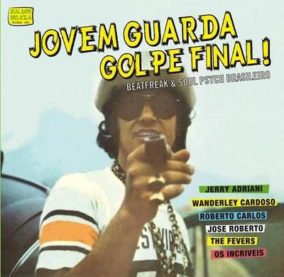 VVAA - Jovem Guarda Golpe Final (LP Maluco Beleza 2011)