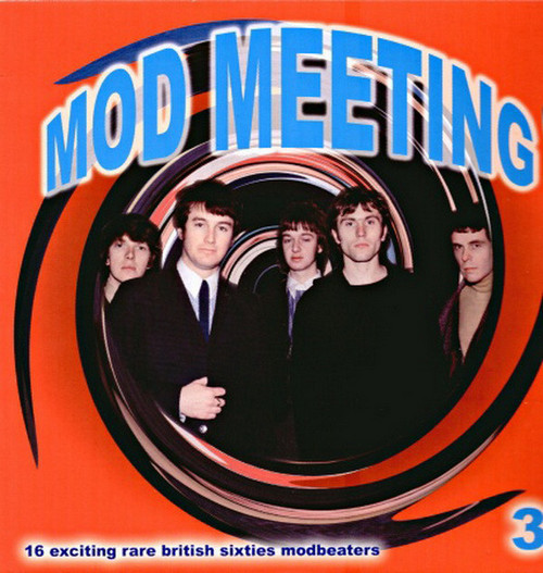 VVAA - Mod Meeting Vol 3 (LP Dr No|Style 2010)