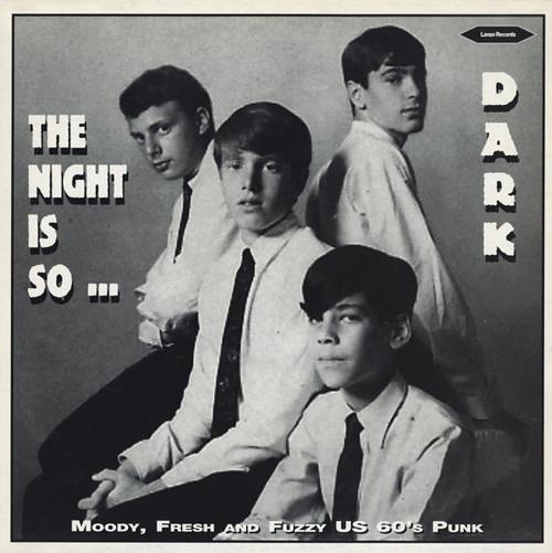 VVAA - The Night is So Dark (LP Lance 2001)