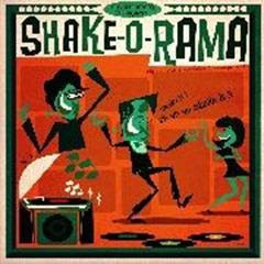VVAA - Shake-O-Rama (LP Jukebox Music Factory )