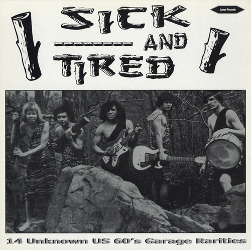 VVAA – Sicked and Tired (LP Lance 2000) 1