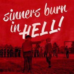 VVAA - Sinners Burn In Hell Vol 1 (LP Sheik 2015)