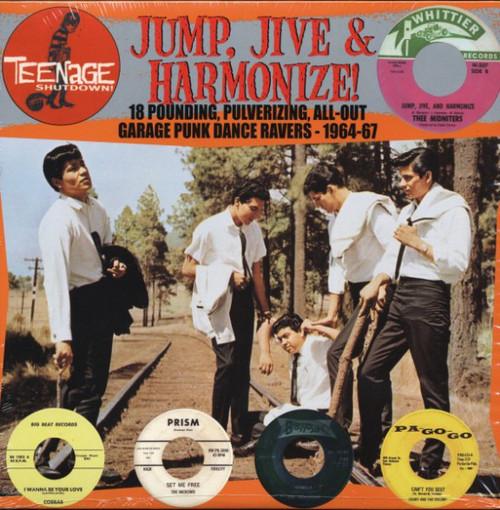 VVAA - Teenage Shutdown - Jump, Jive & Harmonize! (LP,RP Teenage Shutdown )