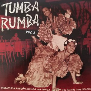 VVAA - Tumba Rumba Vol 3 (LP University Of Vice 2017)