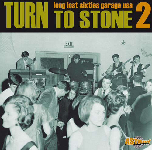 VVAA - Turn to Stone 2 (LP Astray 2012)