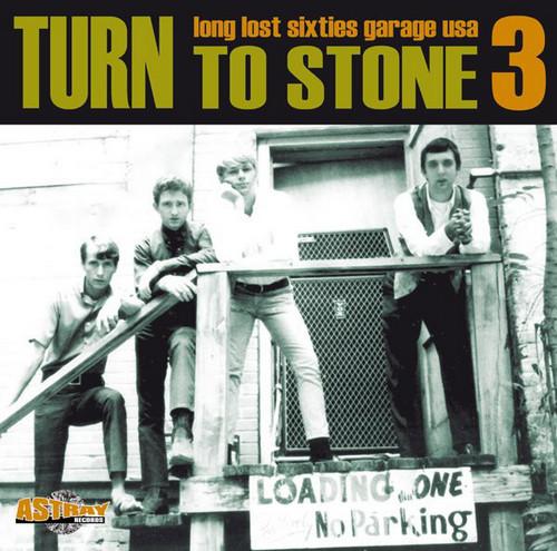 VVAA – Turn to Stone 3 (LP Astray 2014) 1