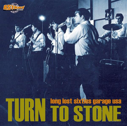VVAA – Turn to Stone (LP Astray 2010) 1