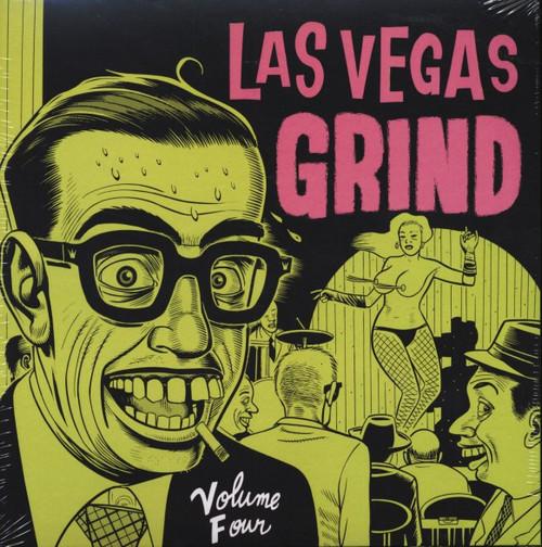VVAA - Las Vegas Grind Vol 4 (LP,GF Strip 2016)