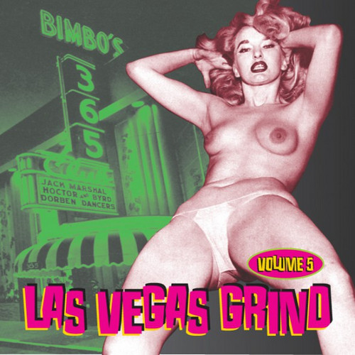 VVAA - Las Vegas Grind Vol 5 (LP,GF Strip 2016)