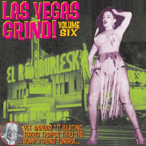 VVAA - Las Vegas Grind Vol 6 (LP,GF Strip 2016)