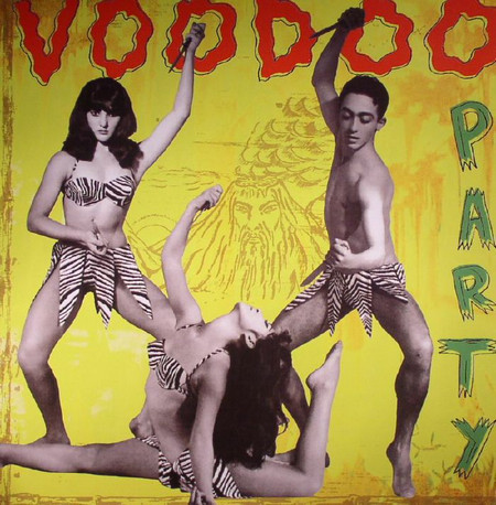 VVAA – Voodoo Party (LP University of Vice ) 1
