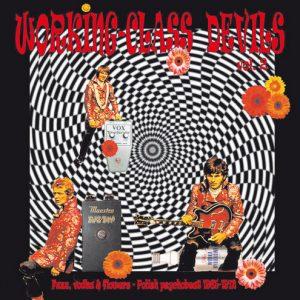 VVAA - Working-Class Devils Vol 2. Fuzz, Vodka & Flowers. Polish Psychobeat 1965-72 (LP Beat Road Records 2014)
