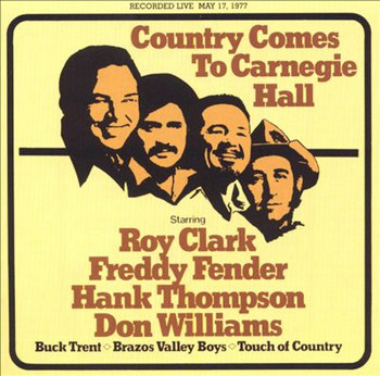VVAA – Country Comes to Carnegie Hall (2LP,GF ABC Dot 1977) 1