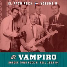 VVAA - El Paso Rock Volume 8 - El Vampiro (LP Norton 2013)