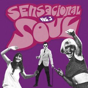 VVAA - Sensacional Soul Vol. 3 (2LP,GF Vampi Soul 2012)