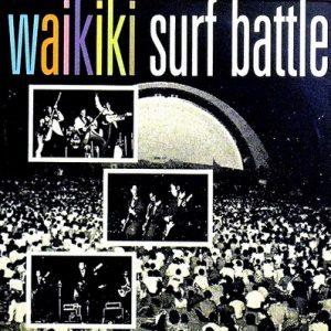 VVAA - Waikiki Surf Battle (LP,RP McGarret 1996)