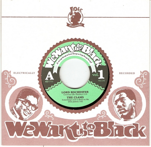 VVAA - We Want to Be Black Vol 1 (EP Folc 2012)