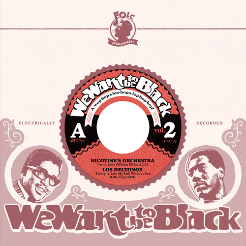 VVAA - We Want to Be Black Vol 2 (EP Folc 2013)