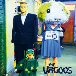 VAGOOS, THE - The Vagoos (LP Off Label 2013)