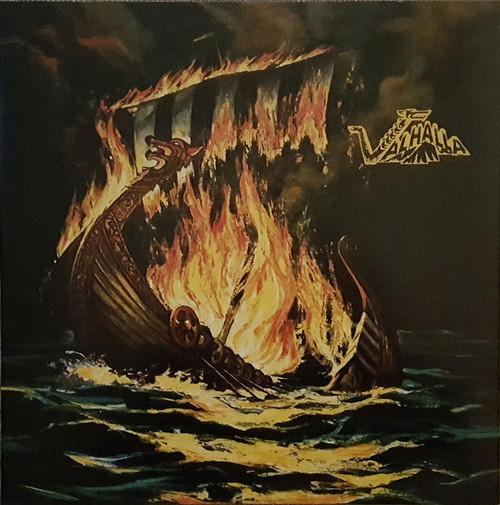 VALHALLA - Valhalla (LP,RE,GF O-Music 1969,2013)