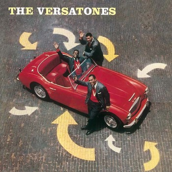 VERSATONES, THE - Versatones (LP,RE Rumble 1957,2014)