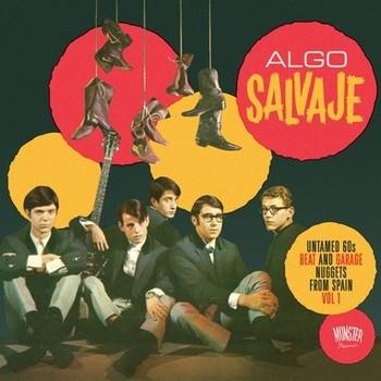 VVAA – Algo Salvaje Vol 1 (2LP,GF Munster 2014) 1