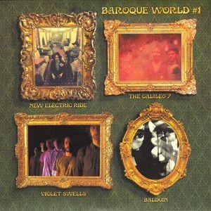 VVAA - Baroque World #1 (EP You Are The Cosmos 2014)