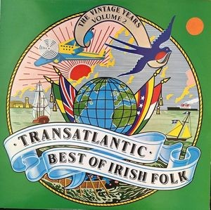 VVAA - Best of Irish Folk. The Vintage Years Volume 2 (LP Transatlantic Negram 1978)