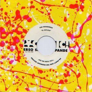 VVAA - Fan Comic! El Universo Se Nos Expande - Maquinas, Max Malos, Elvis Trash (EP No Label 1993)
