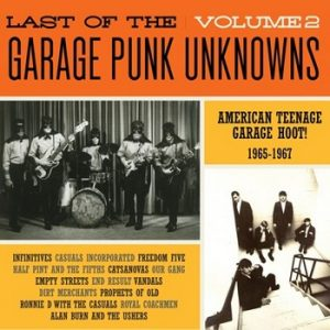 VVAA - Last Of The Garage Punk Unknowns Volume 2 (LP,GF Crypt 2015)