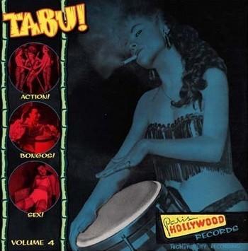 VVAA - Tabu! Volume 4 (LP Paris Hollywood 2013)