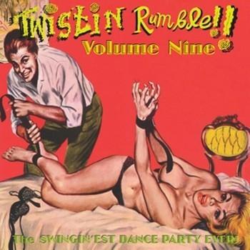 VVAA - Twistin Rumble Volume 9 (LP Twistin Rumble 2013)