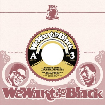 VVAA - We Want to Be Black Vol 3 (EP Folc 2013)