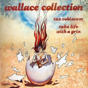 WALLACE COLLECTION - Tax Vobiscum (LP Da Nova,Garima 1981)