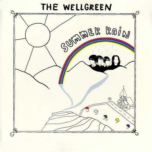 WELLGREEN, THE - Summer Rain (LP,RE,Green Sugarbush Records 2015,2017)
