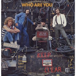 WHO, THE - Who Are You? (LP Polydor 1978)